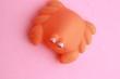 child toy for crab shaped bathtub