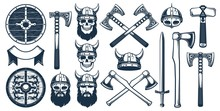Viking Weapon Design Elements ...