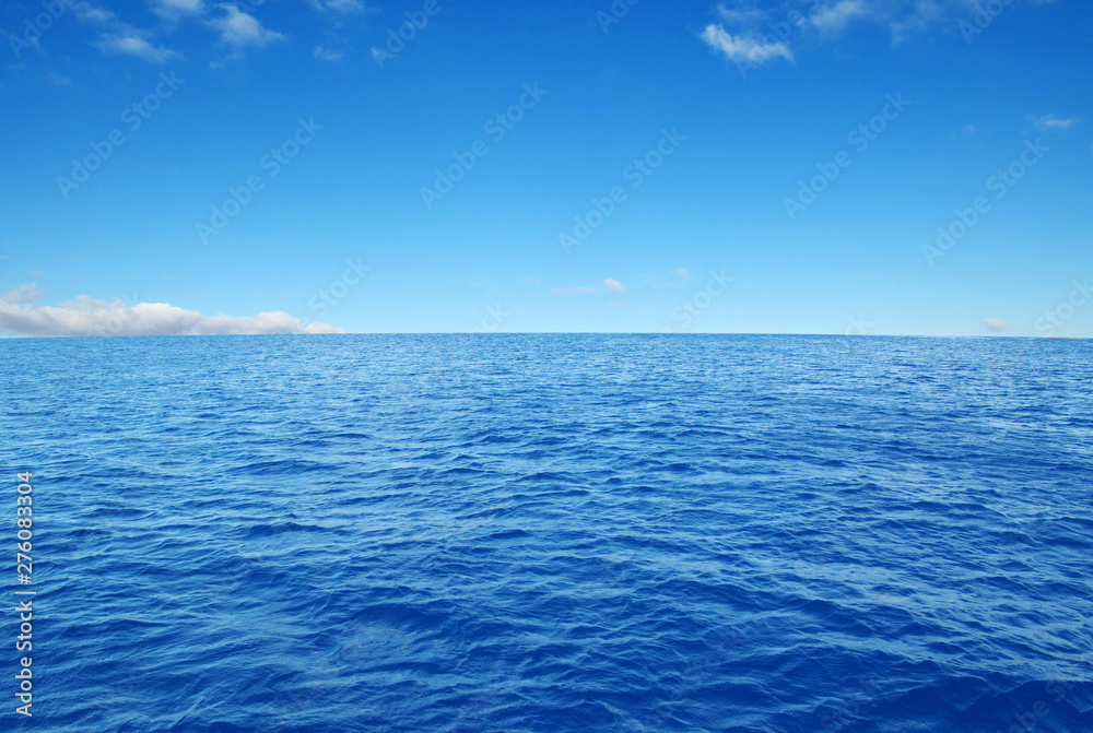 Fototapety, obrazy: Horizon of the sea