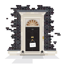 10 Downing Street With Who Nex...