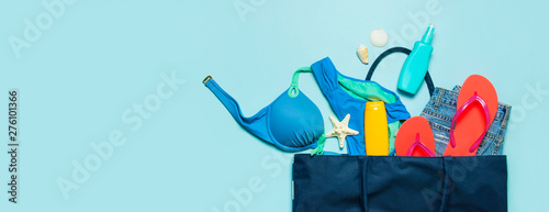 Fotografie, Obraz  Summer sea accessories