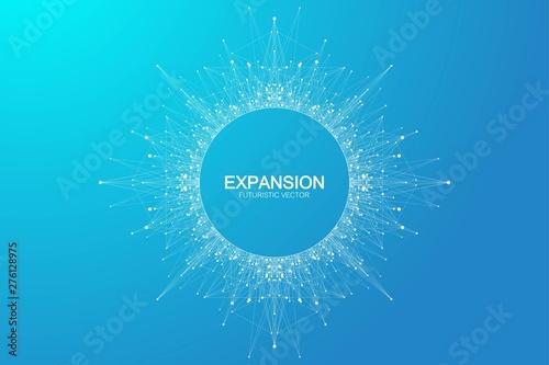 Fotografia  Expansion of life