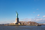 Fototapeta Nowy Jork - NYC_Statue de la liberté