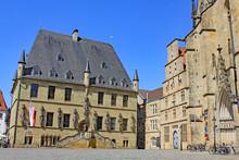 Osnabrück: Historisches Ratha.