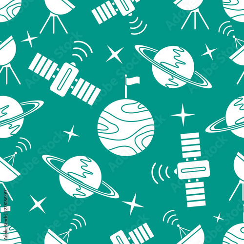 space-vector-seamless-pattern-astronomy-science