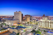 El Paso, Texas, USA Downtown Skyline