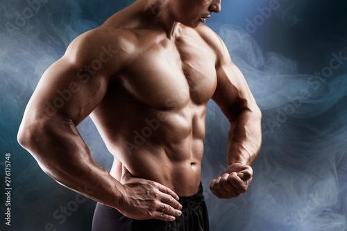 Fotografiet  Muscle.
