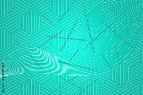 Ingelijste posters Tropische Bladeren abstract, blue, design, wave, wallpaper, illustration, pattern, art, light, lines, white, backdrop, waves, curve, digital, backgrounds, line, graphic, color, texture, water, business, smooth, motion