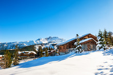 Courchevel Ski Resort In Alps ...