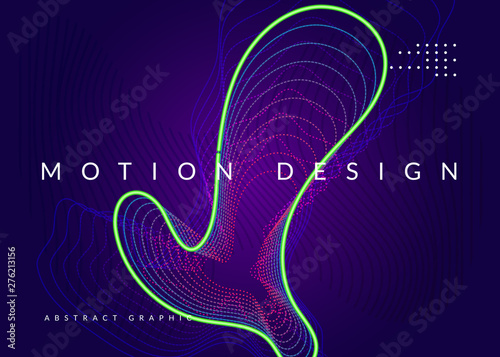 Gradient party flyer  Creative discotheque cover template