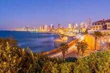 View Of Tel Aviv From Jaffa Ol...