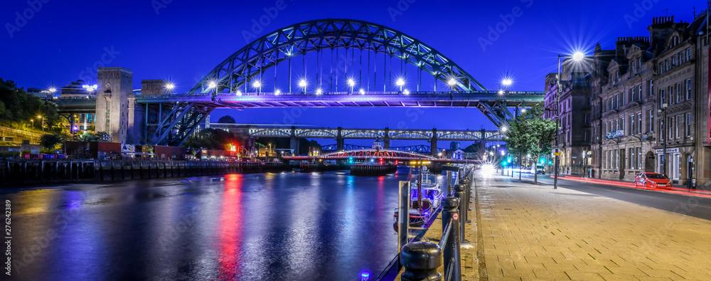 Fototapety, obrazy: Newcastle