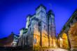 canvas print picture - Newcastle