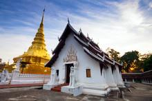 Wat Phra That Chae Haeng,buddh...