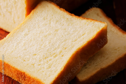 Obraz na plátně 食パン White bread