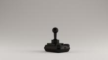 Black Retro Wireless Joystick ...