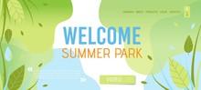 Welcoming To Summer Park Landi...