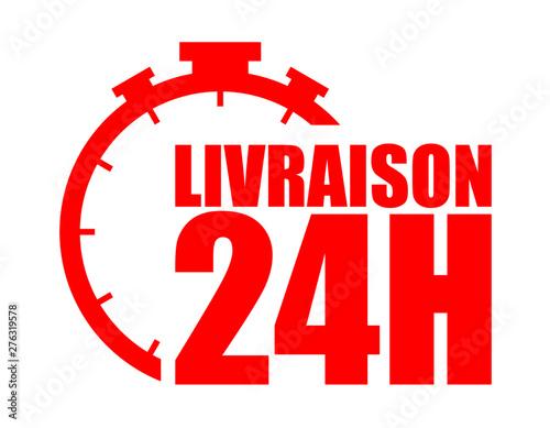 Vászonkép  Livraison 24h
