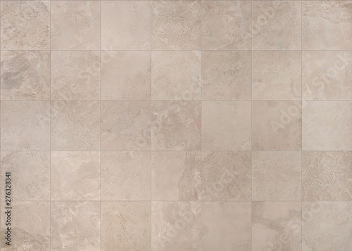Pinturas sobre lienzo  Slate natural stone tile, seamless texture illustration