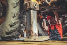 Excavator Repair And Maintenance