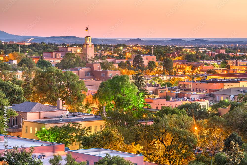 Fototapety, obrazy: Santa Fe, New Mexico, USA