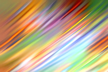 Muti Coloured Abstract Motion Effect Blurred Background. Blurry Abstract Design. Pattern Can Be Used As A Background Or For Cards, Invitations And Social Media
