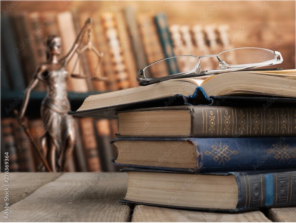 Fototapety, obrazy: Law.