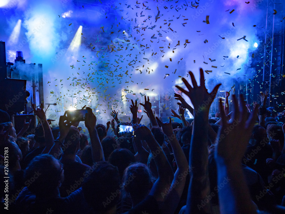 Fototapety, obrazy: concert