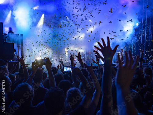 Obraz na plátně  concert