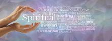 Spiritual Word Tag Cloud - Fem...