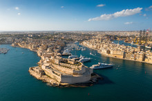 Malta. Fort Saint Angelo.