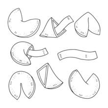 Lovely Vector Outline Illustra...