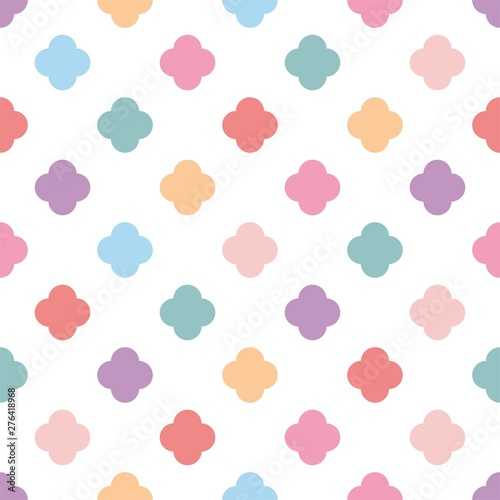 Tapety do łazienki  pastel-seamless-vector-pattern-or-tile-fashion-background