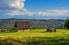 Beautiful Spring Rural Landsca...