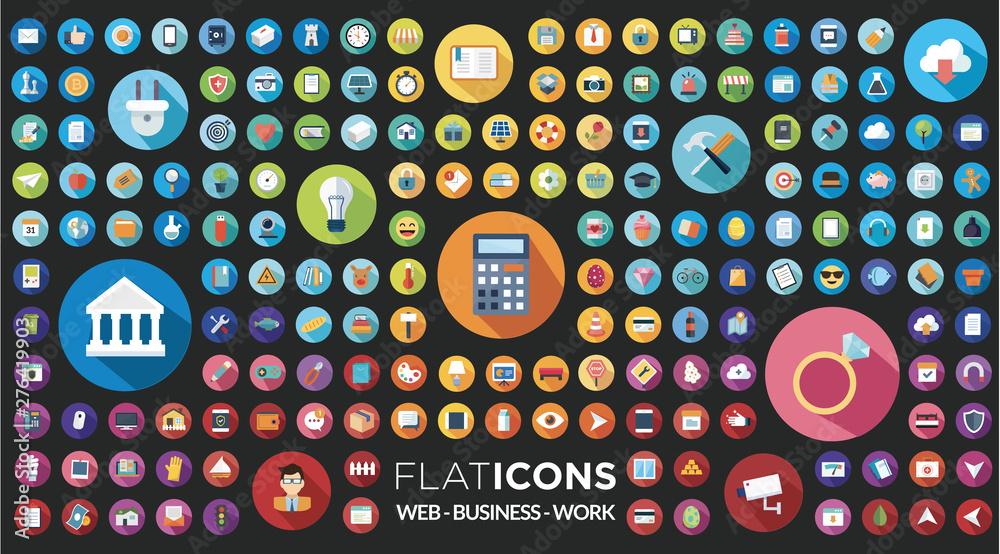 Fototapety, obrazy: icones