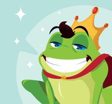 Frog Prince Fairytale Avatar C...
