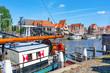Historischer Hafen Hoorn, Holland