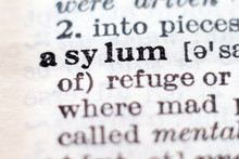 Definition Of Word Asylum