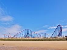 Fairground Rollercoaster