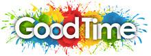 Good Time Word In Splash's B...