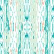 ikat seamless geometric pattern shibori surface