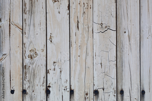 Fondo de madera envejecida para anuncios o  textura. Canvas Print
