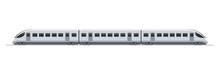 Modern Electric High-speed Train
