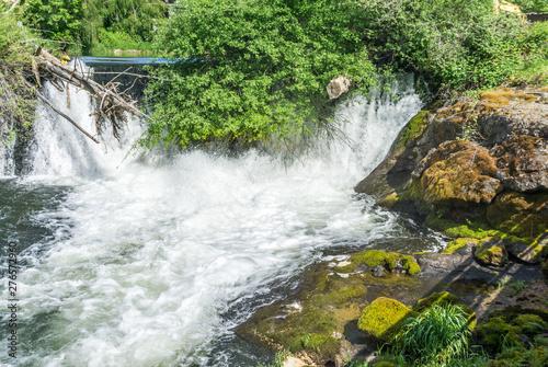 Erupting Waterfall Whitewater 3