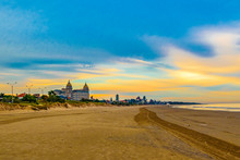 Carrasco Beach, Montevideo, Ur...