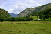 View From Thirlmere To Helvellyn