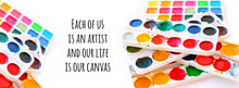 Each Of Us Is An Artist, And O...