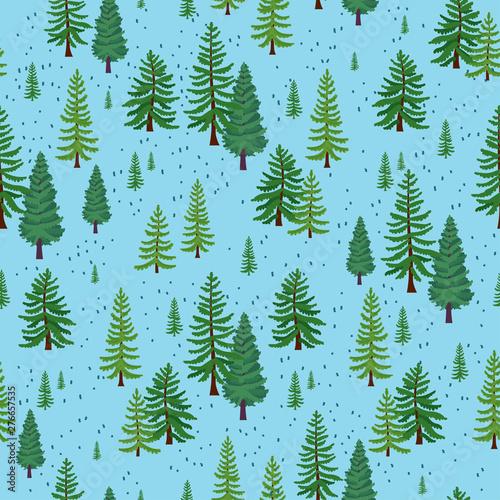 zimowy-wzor-drzew-lesnych-lasy-w-tle