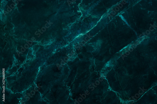 Photo sur Toile Les Textures Dark green marble texture background with high resolution, top view of natural tiles stone in luxury and seamless glitter pattern.