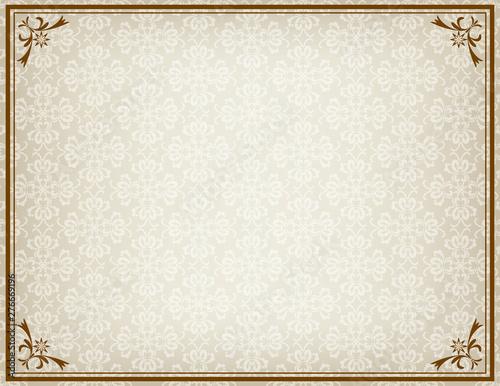 Obraz na plátně  アラベスク